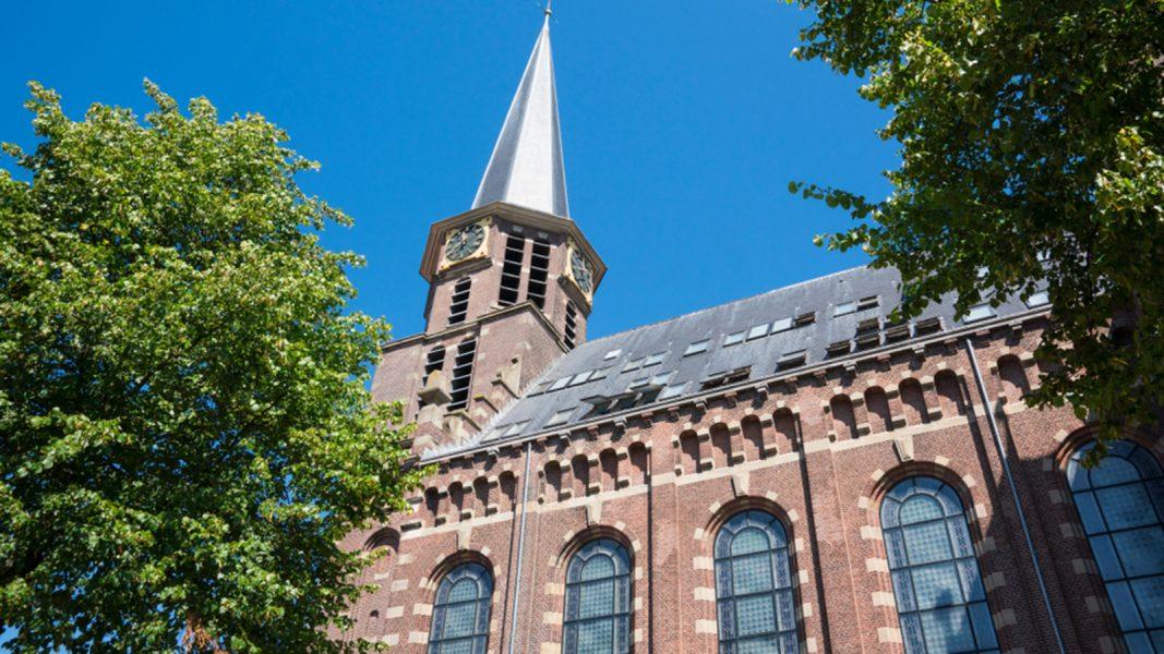 Grote kerk Hoorn