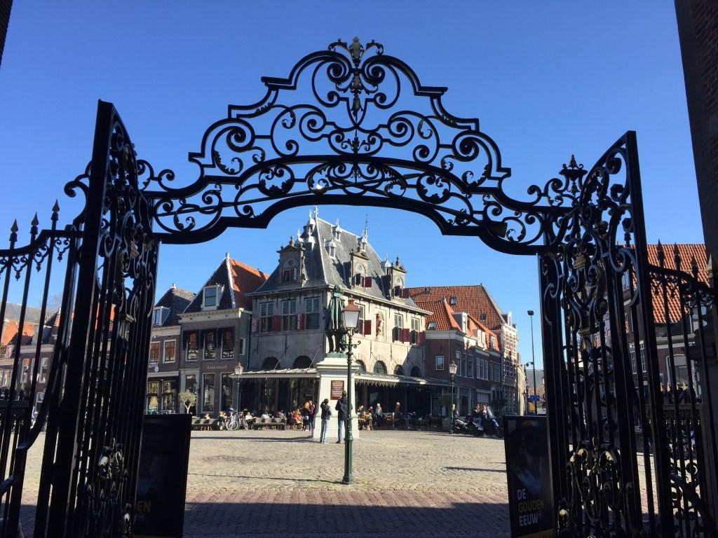 poort west fries museum stadsgids alette hoorn