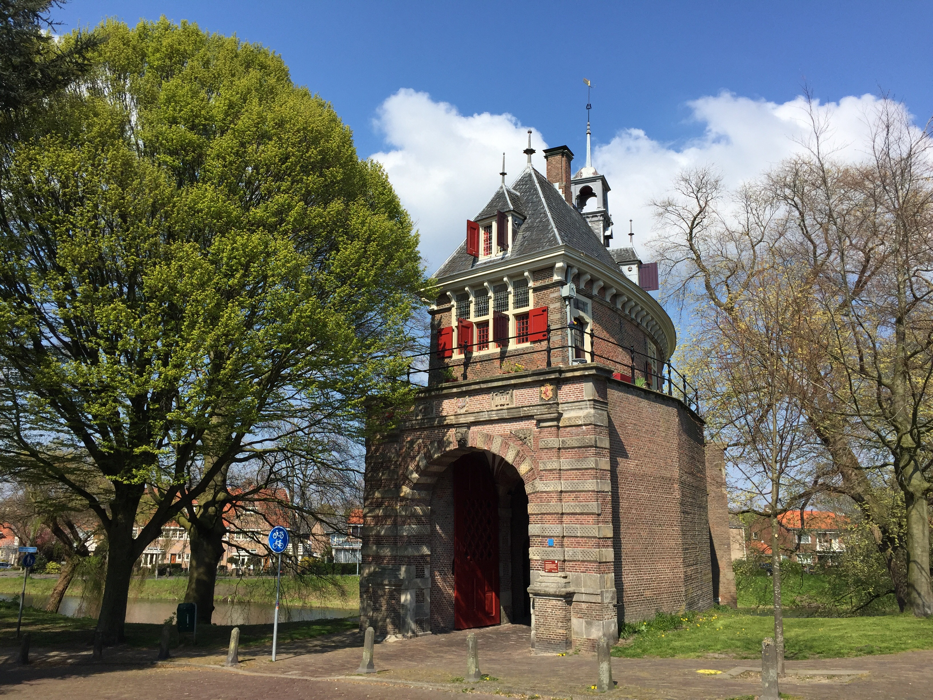 Guided tour Hoorn - Oosterpoort