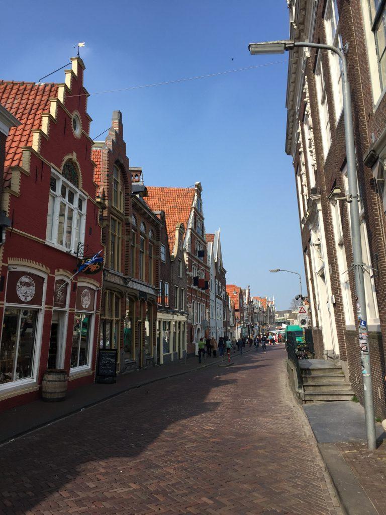 Rondleiding Hoorn - Scheve huizen