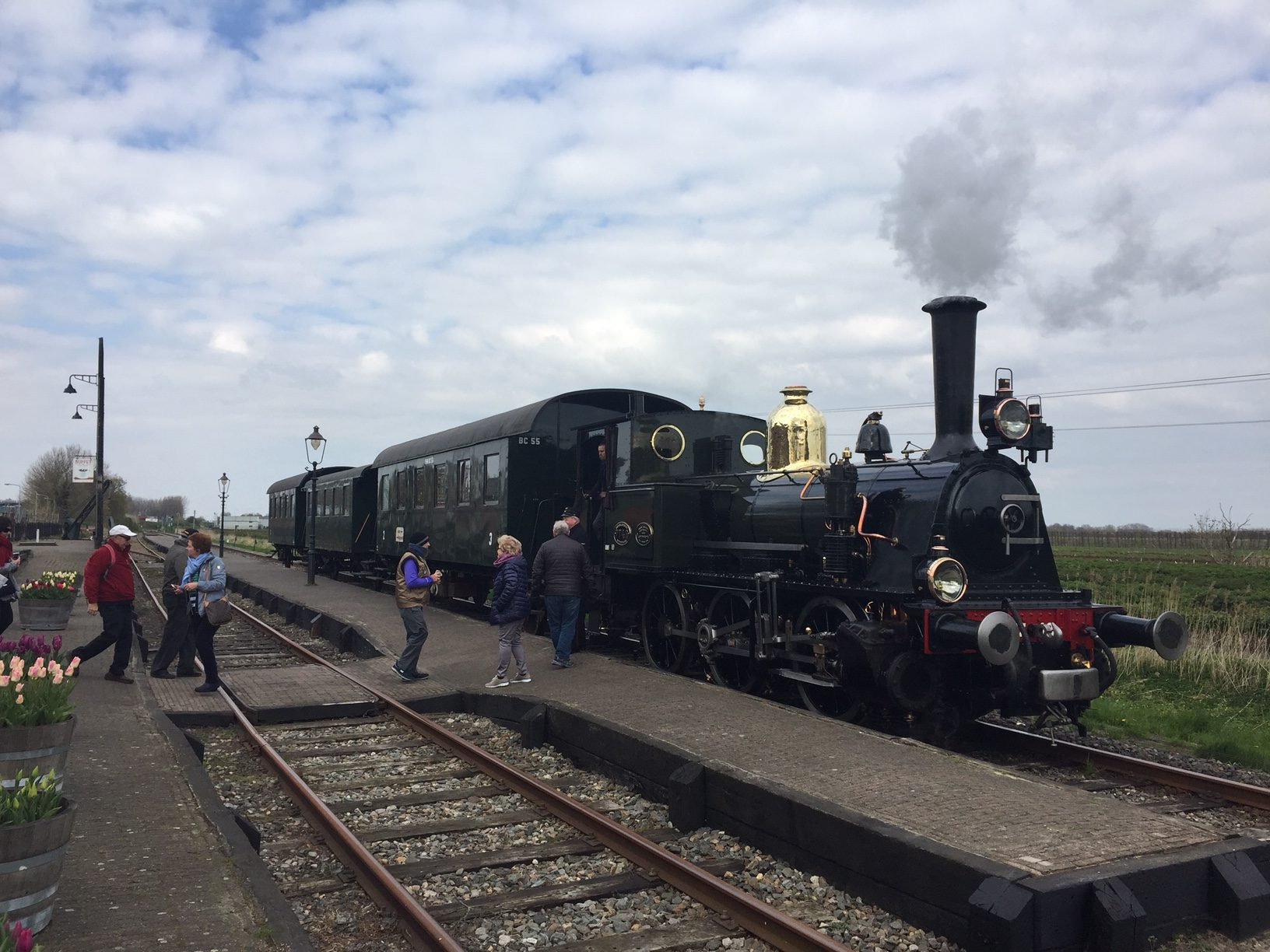 Guided tour Hoorn - Steam train Hoorn-Enkhuizen