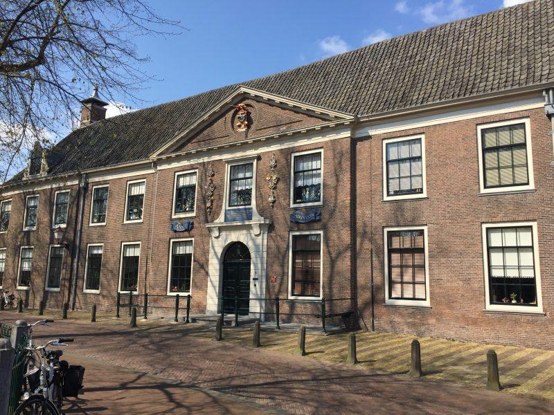 Local Guide Hoorn | Stadswandeling Hoorn: St. Pietershof