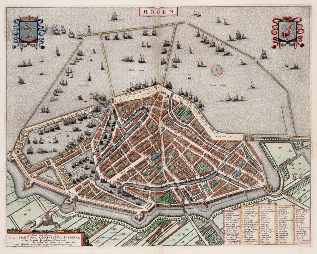 Hoorn, 1649 | Local Guide Hoorn