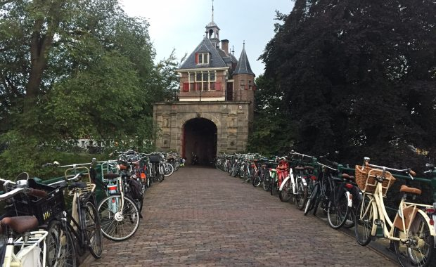 Bikes everywhere | Local Guide Hoorn