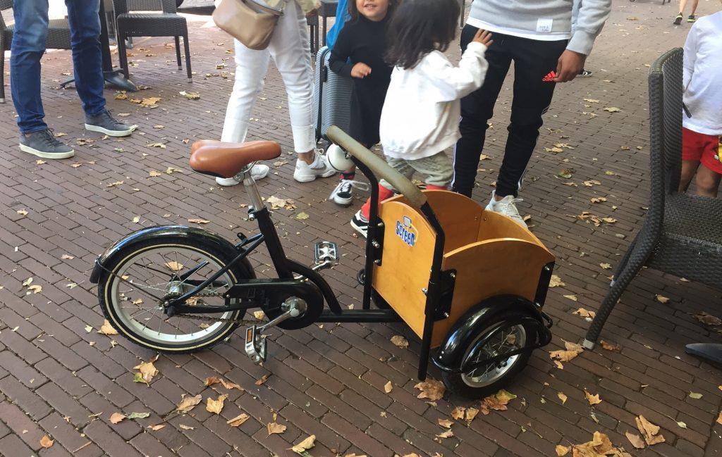 Local Guide Hoorn - Mini Cargo Bike