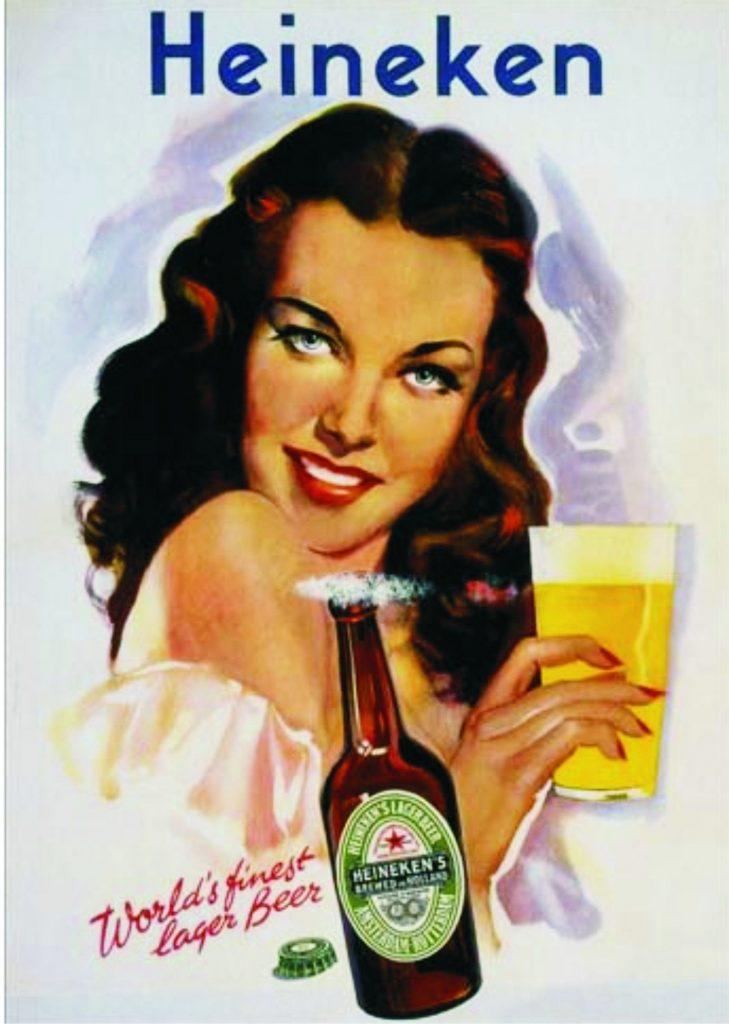 Heineken bier reclame