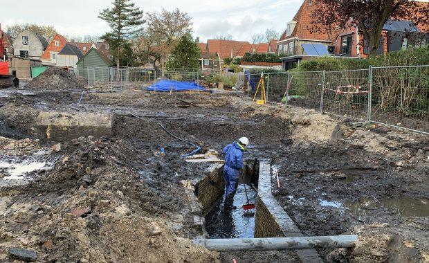 Opgravingen Hoorn