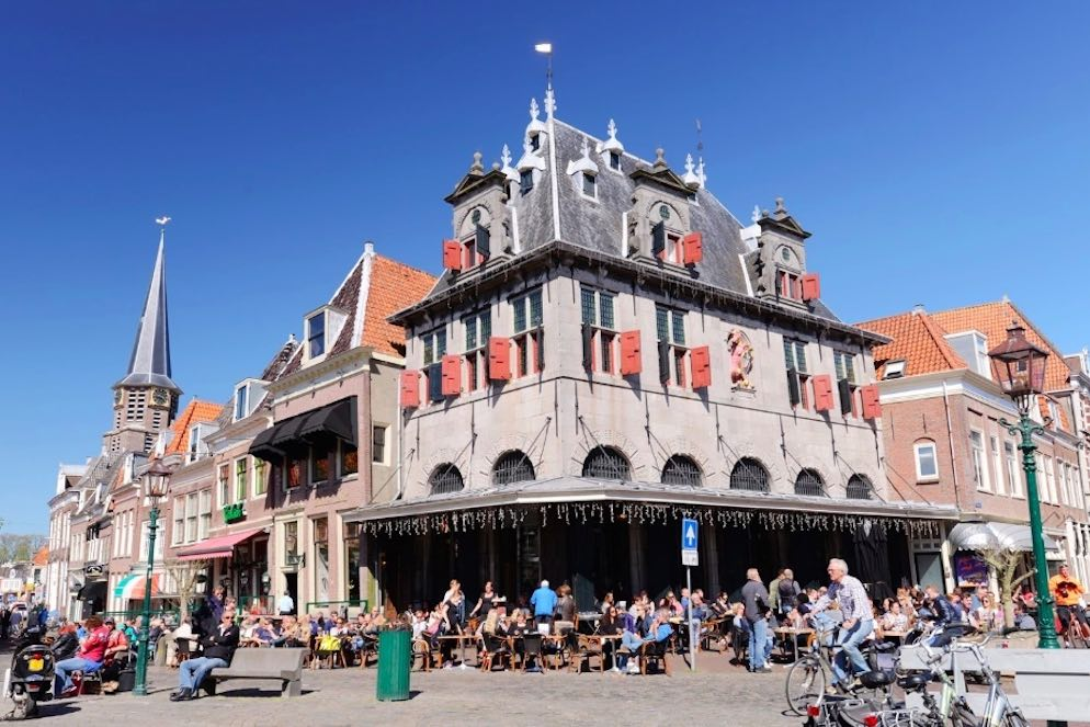 Stadswandeling Hoorn - De Waag | Local Guide Hoorn