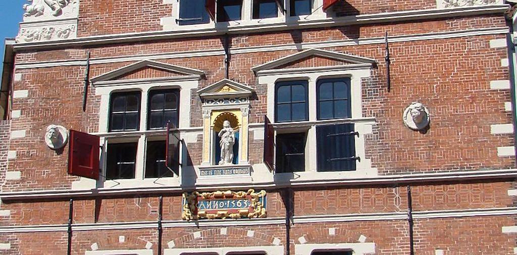 Bezienswaardigheden Hoorn - St Jansgasthuis of Boterhal