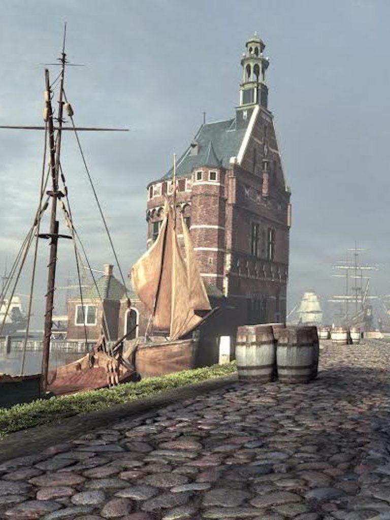 Stadswandeling Hoorn - bezienswaardigheden