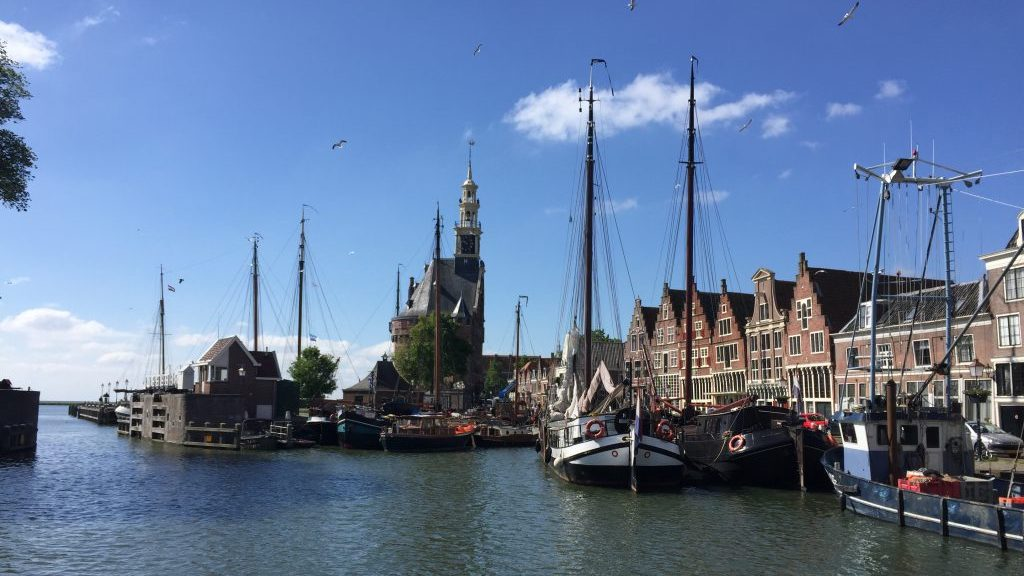 Harbour tour Hoorn - Private guided tour Hoorn