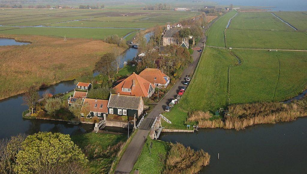 Wandelen vanuit Hoorn over de Omringdijk