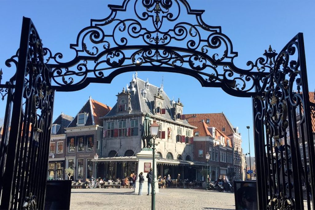Local Guide Hoorn - Rode Steen