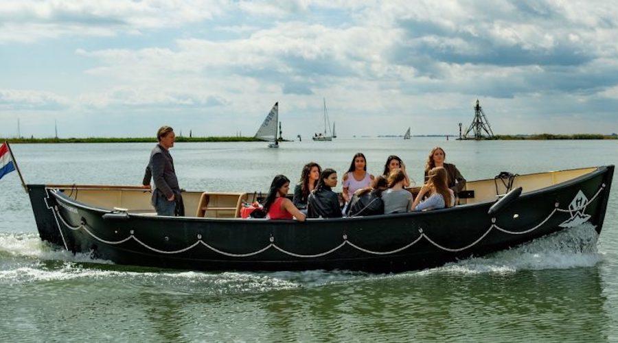 Watertaxi - Local Guide Hoorn