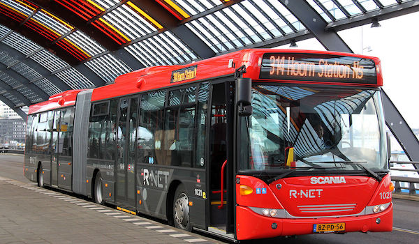 To Hoorn, Netherlands by Bus - Local Guide Hoorn