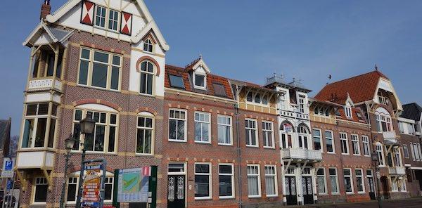 Bezienswaardigheden Hoorn - Oude Doelenkade