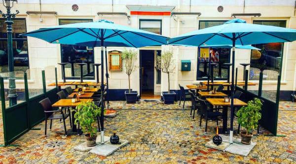 Italiaans restaurant Da Noi in Hoorn