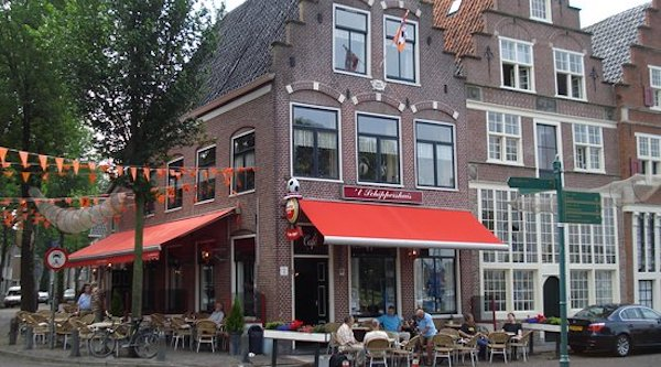 Café 't Schippershuis - Local Guide Hoorn