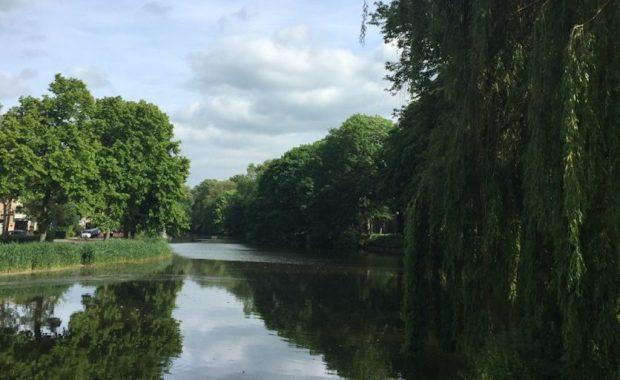 Stadswandeling door groen Hoorn